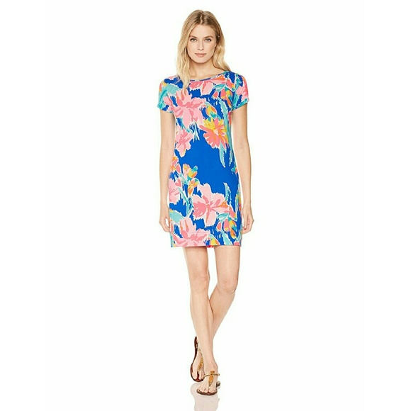 ced409041f093d Lilly Pulitzer Dresses | Marlowe Dress Blue Current Lil Olive | Poshmark